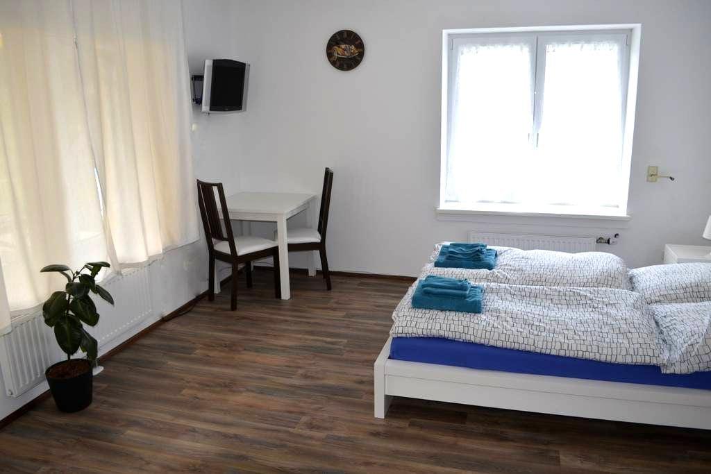 1 Zi. Appartement mit großer Terrasse - Wolfratshausen - Leilighet