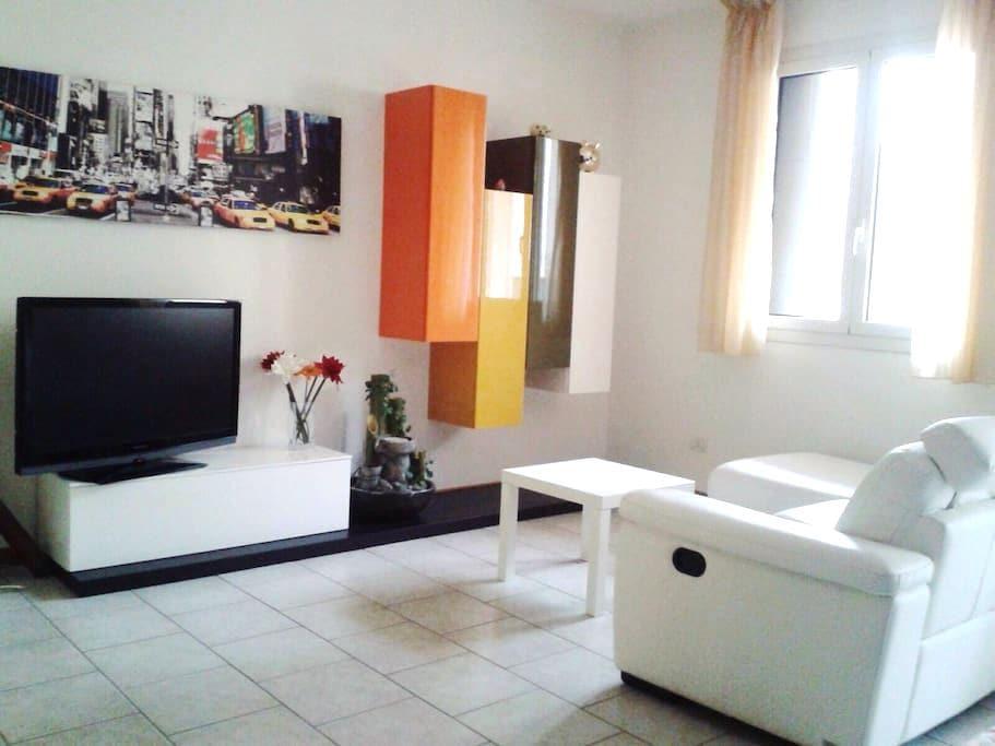 Camera privata con bagno Fiera di Rimini - Rimini - Apartemen