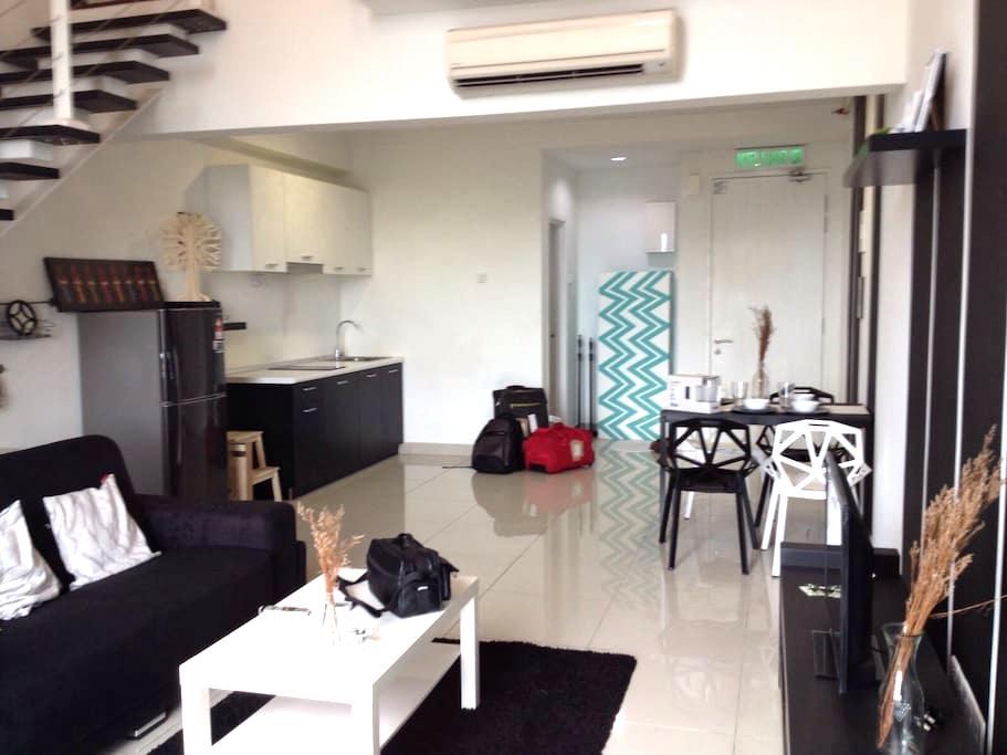 Condo Available, Daily Rates - Kuala Lumpur - Condominium