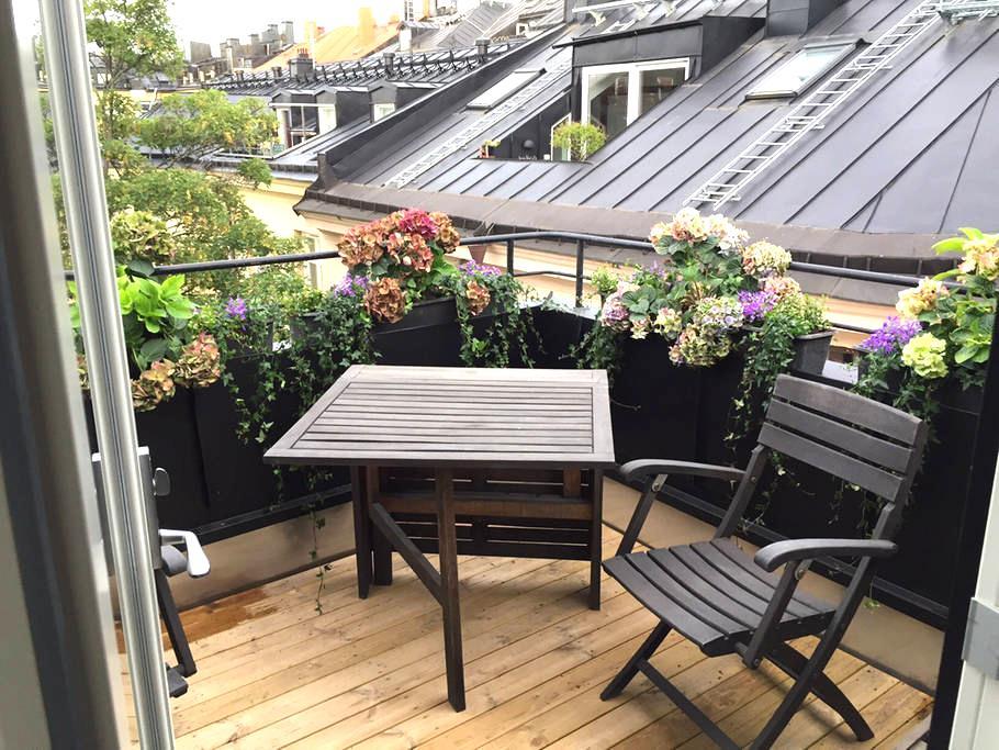 Cozy room near Mariatorget, Söder - Stockholm - Apartmen