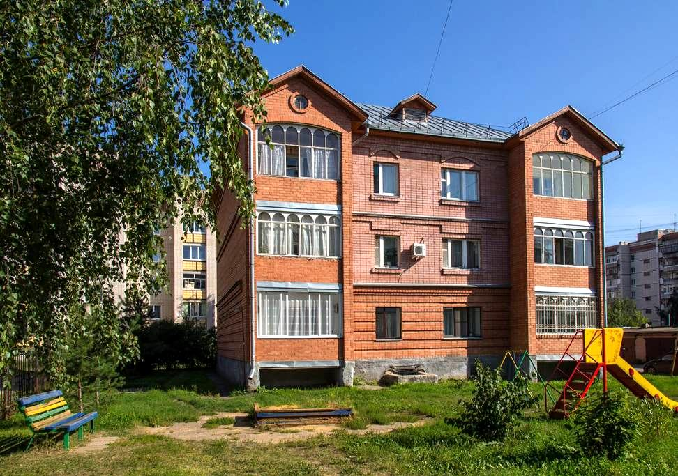 3-room apartment, Kostroma, Russia - Kostroma - Daire