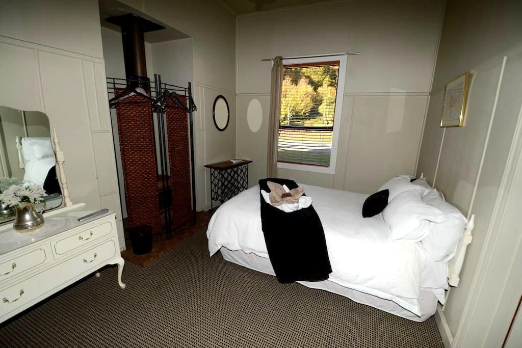 Alfrescos Villa Guesthouse - Reefton - Willa