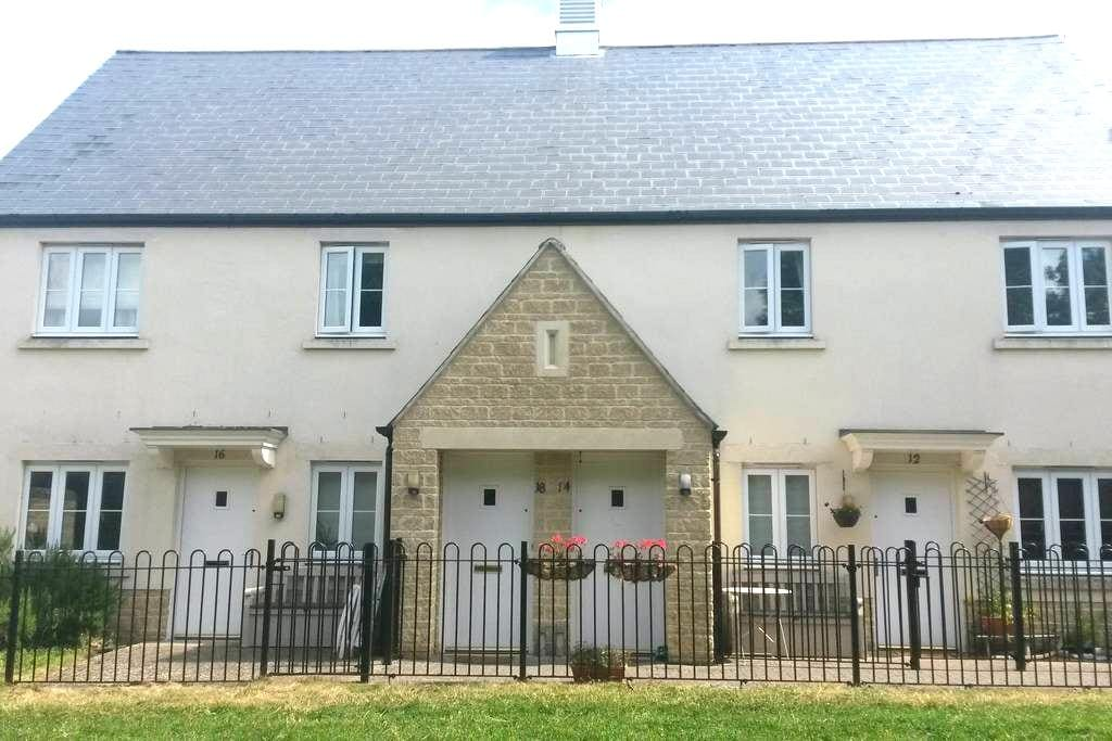 Cotswold country, double room, Witney - Witney - Apartemen