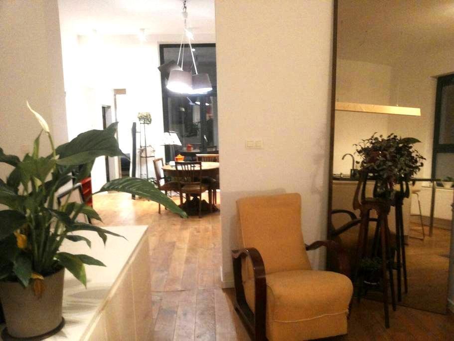 80 m2 à 15 min. de la Grand Place! - Bruxelles - Apartament