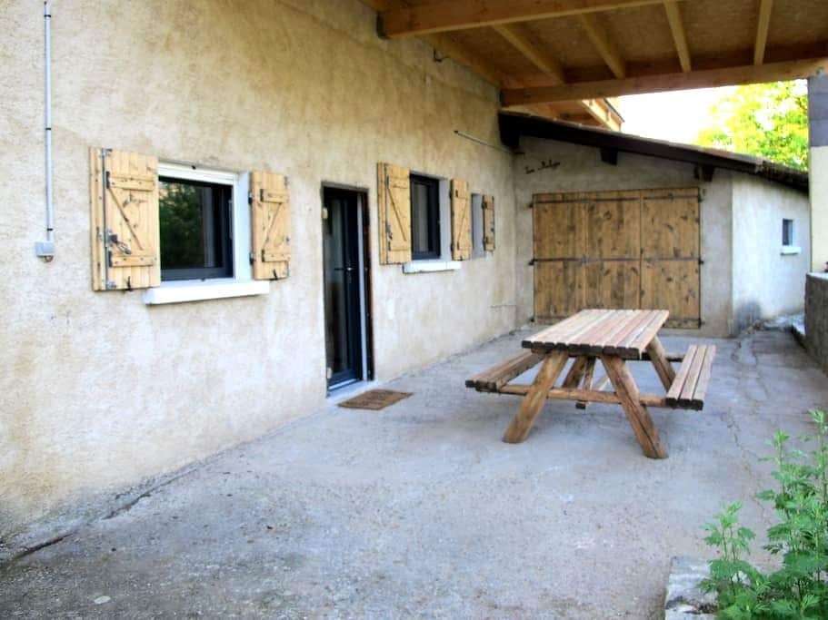 Appartement - Gite de la Germanette - Serres - Lägenhet