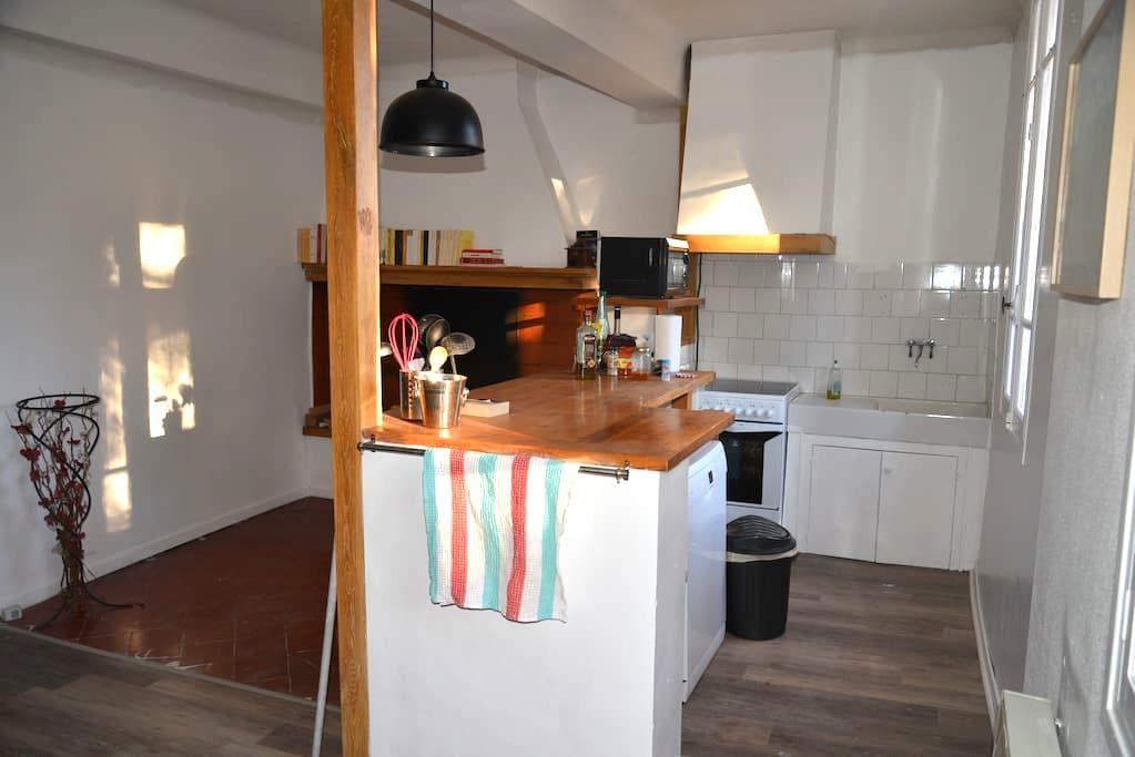 Gîte de l'Immortelle 90 m² - Latour-de-France - Dom