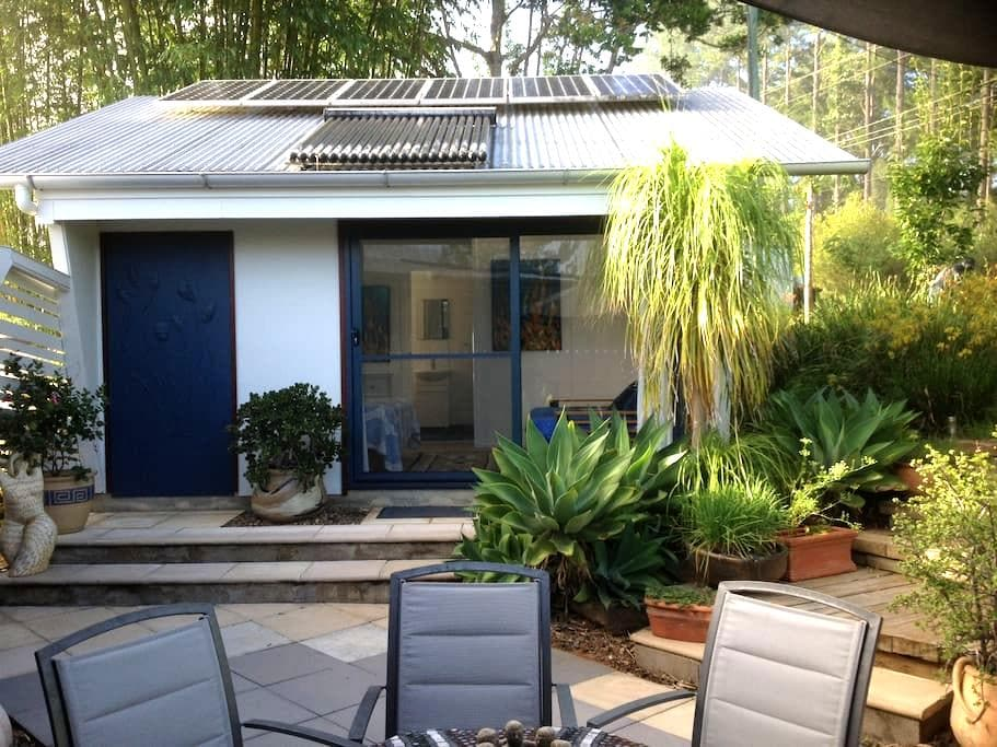 Art and Architecture retreat - Uki - Casa