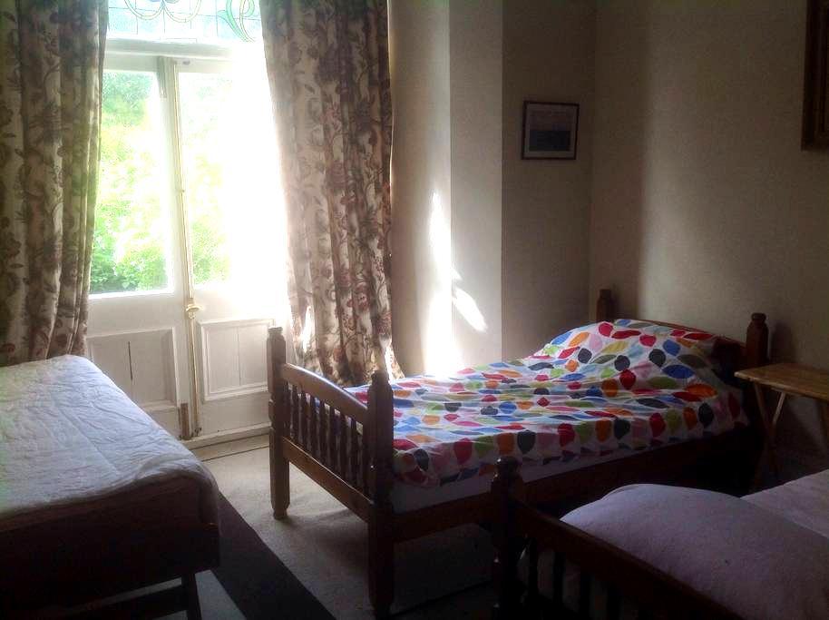 Homely Triple Room London 3 - London - Bed & Breakfast