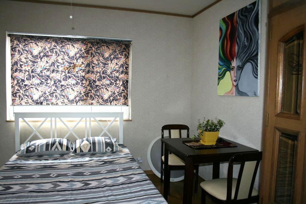 Explore Tohoku - Cockatoo Room - Aomori - Dům