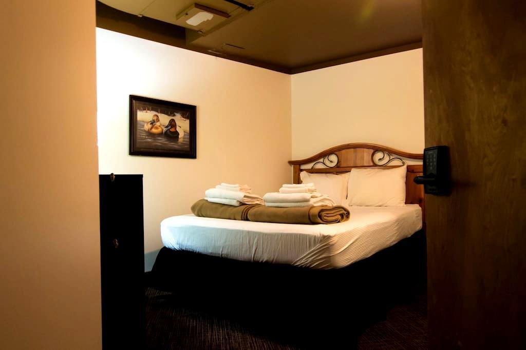 Park City Hostel: Private Queen Bed - Park City - Internat