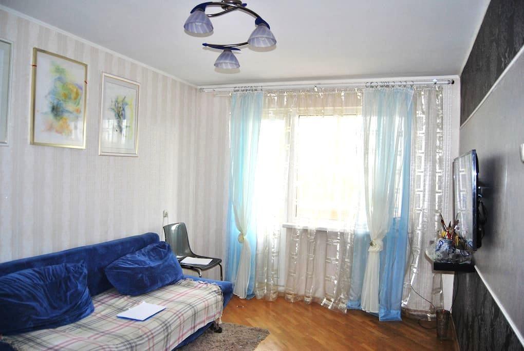 Квартира в г.Минске (почти центр) - Minsk - Apartment