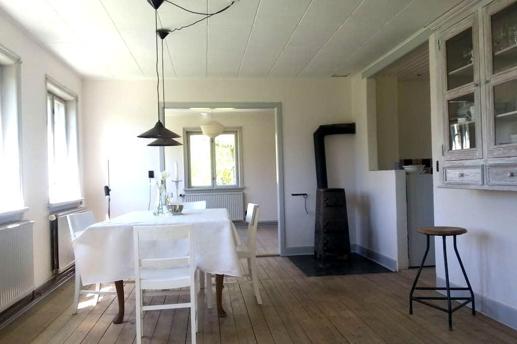 Unique artists residence Bornholm - Allinge - House