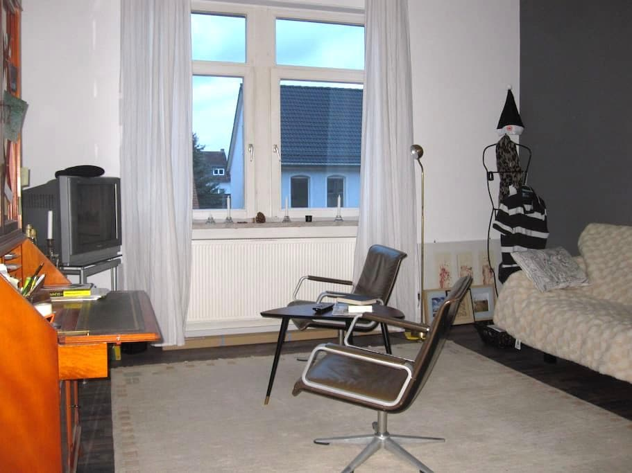 Charming appartment in the old town - Neu-Isenburg