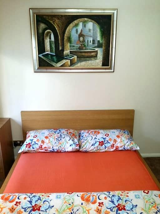 EN-SUITE Double Bed Room in Central London ZONE 1 - Lontoo