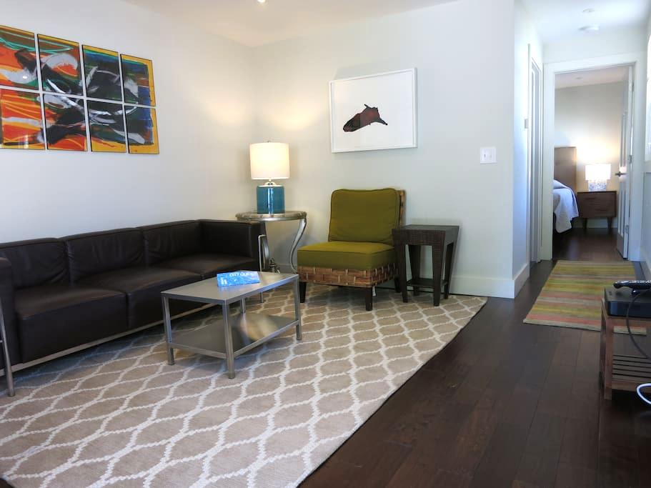 Chic and quiet beach retreat - Asbury Park - Apartment