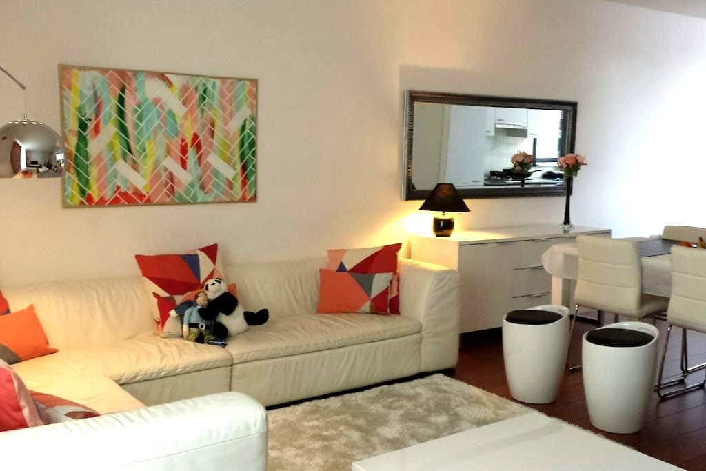 Modern private room Hilversum center - Hilversum - House
