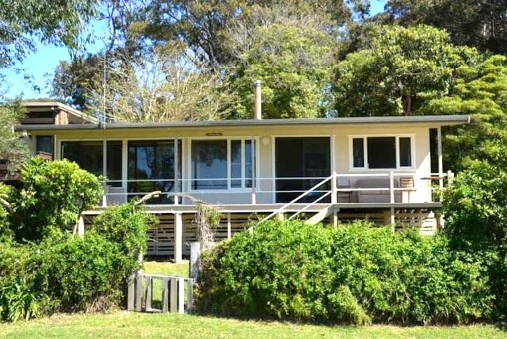 Flame Tree Cottage - By the Sea - Mossy Point - House