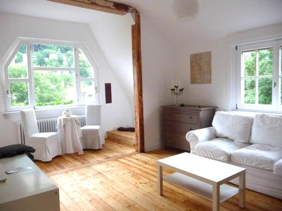 Casa Luigi - Appartement for2-6Pers - Heidelberg - Hus