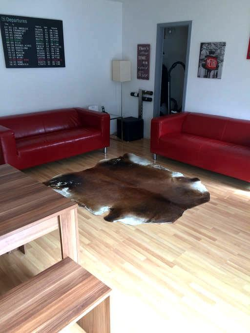 Cool apartment close to Basel - Grenzach-Wyhlen - Apartment
