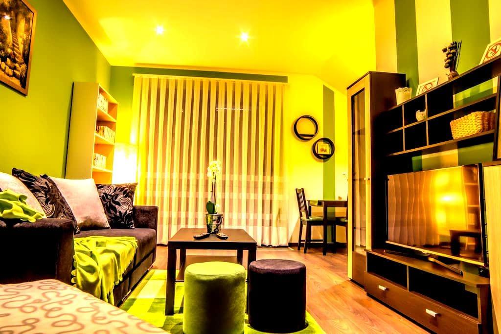 Modern apartment, waterfall view - Slunj - House