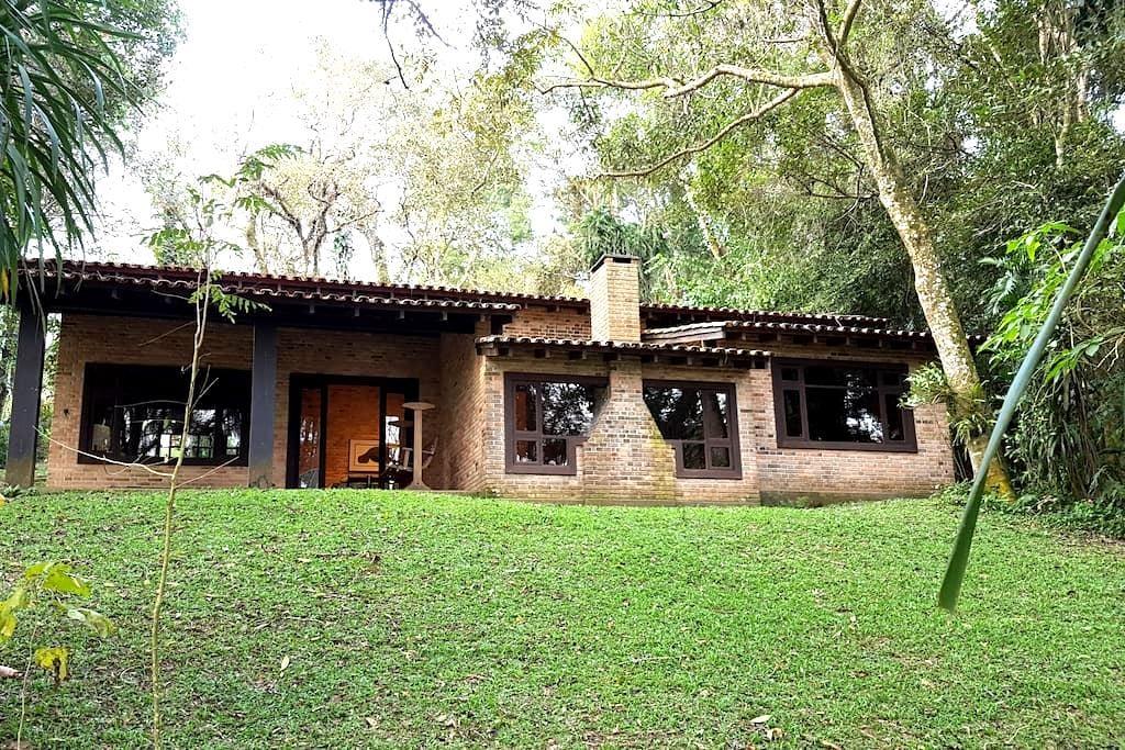 Casa na Represa de Ibiuna (Itupararanga) - Mairinque