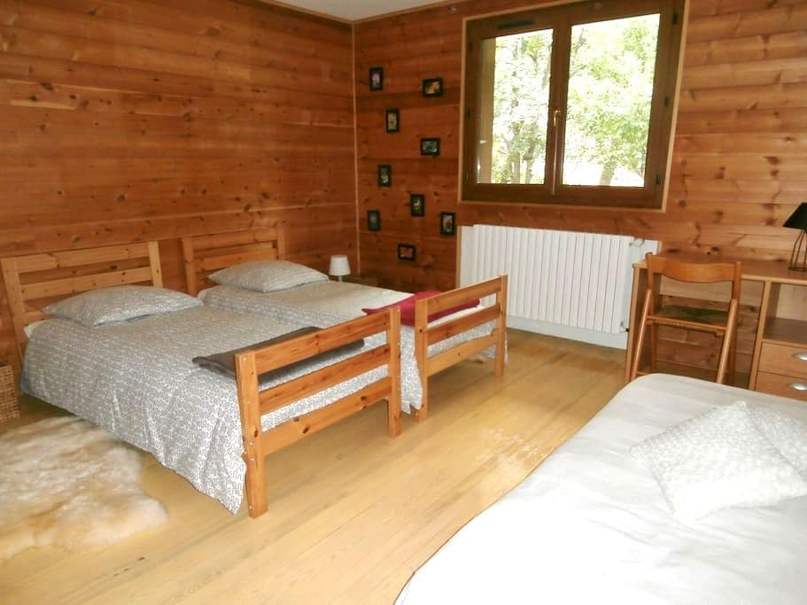 Chambre bed and breakfast - Briançon - Bed & Breakfast