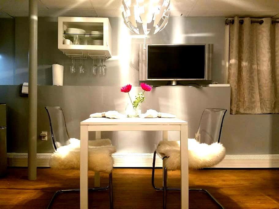 Cozy Space - Close to Boston/Airport/Beach/Train - Revere - Apartment