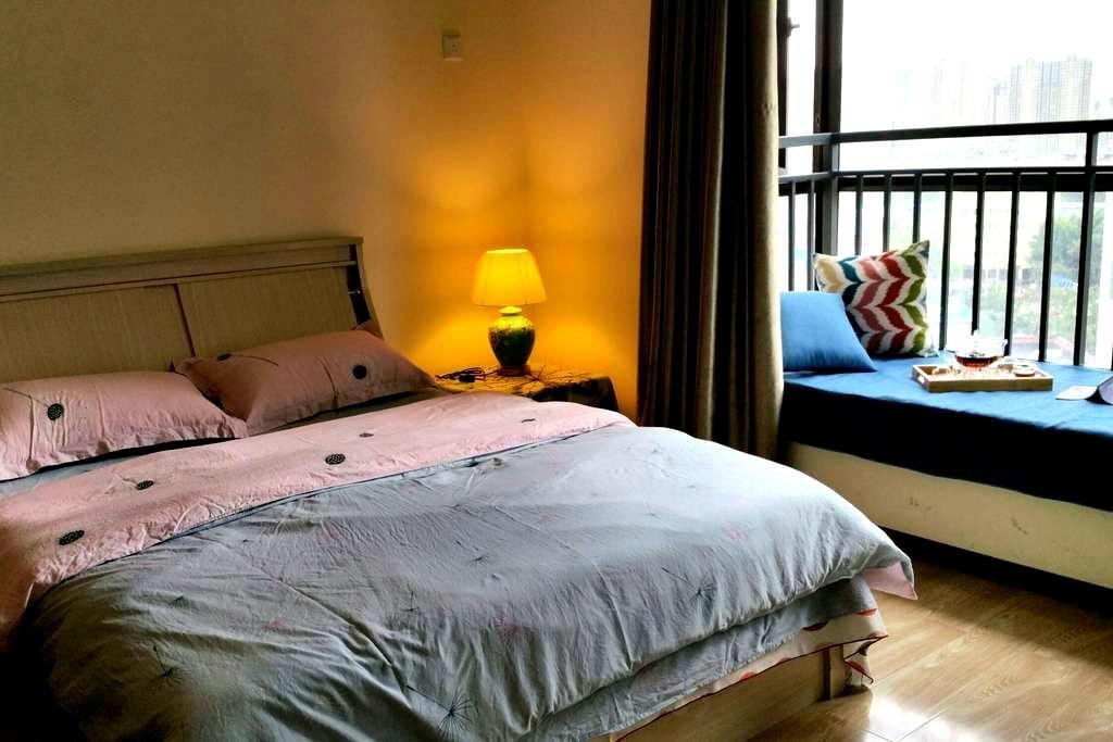 Cozy Apt. in downtown市中心的舒适公寓 - Kunming