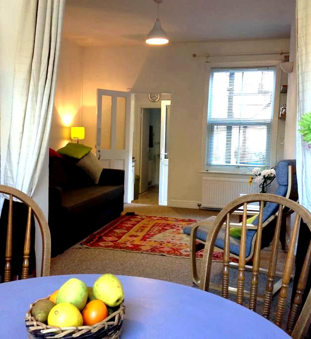 Cygnet: light airy small house central Norwich - Norwich - Dom