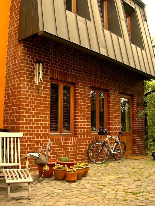 NEU Sonniges Apartment bei Mainz für Nichtraucher - Mainz-Bischofsheim - Loft-asunto