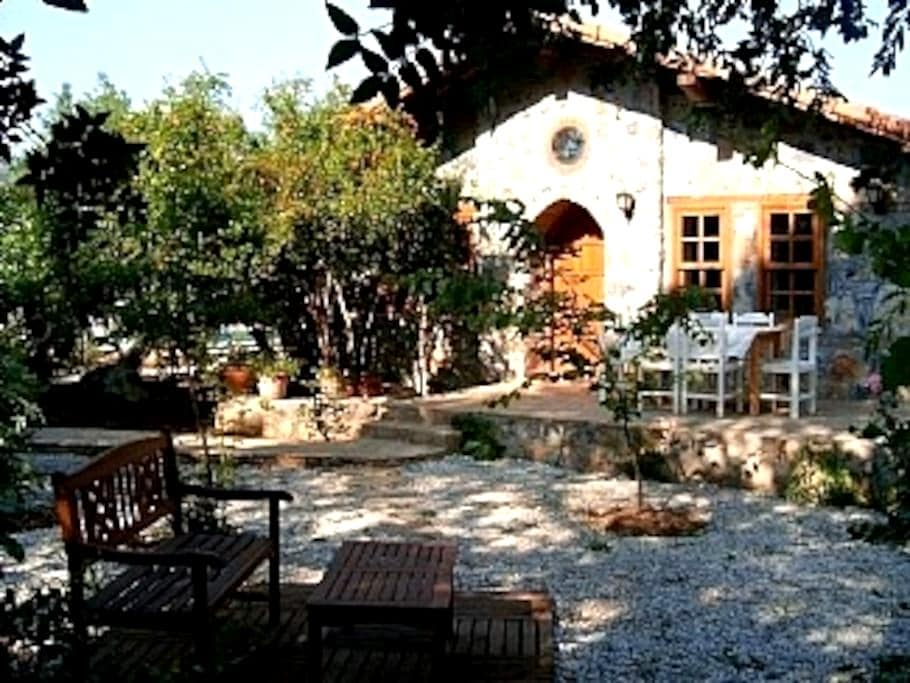 Fig Garden Cottages, Fig Cottage - Kayaköy