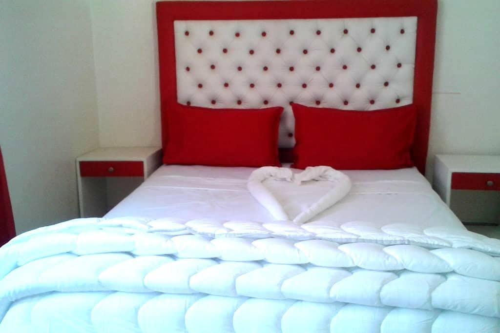 Chambre Double à l'école Hôtelière ERSAT Azrou - Azrou