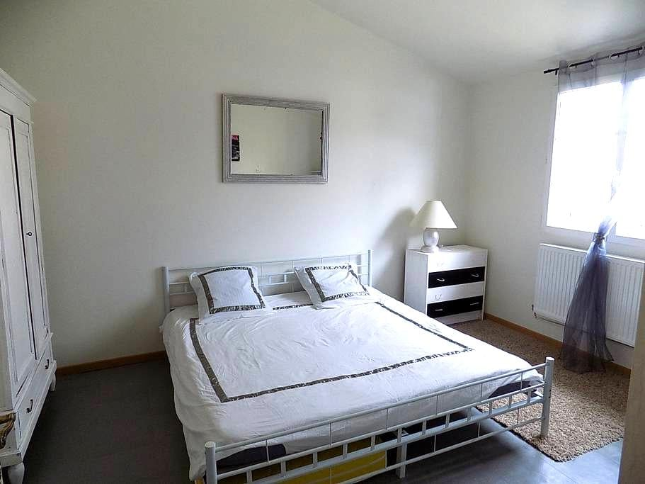 Belle chambre près Charité/loire - Raveau - บ้าน
