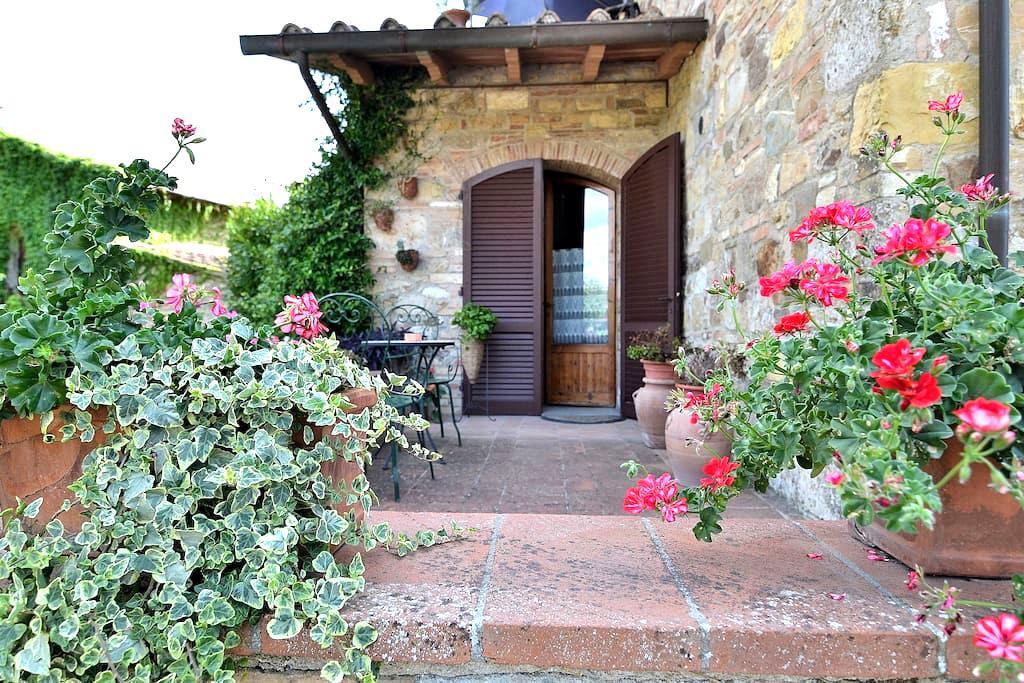 Btw Siena & Florence Your Tuscan House (Chianti) - Poggibonsi