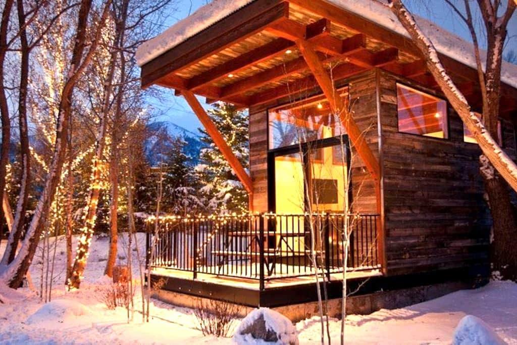 Modern Luxury Cabin in Jackson Hole - Wilson - Chalet