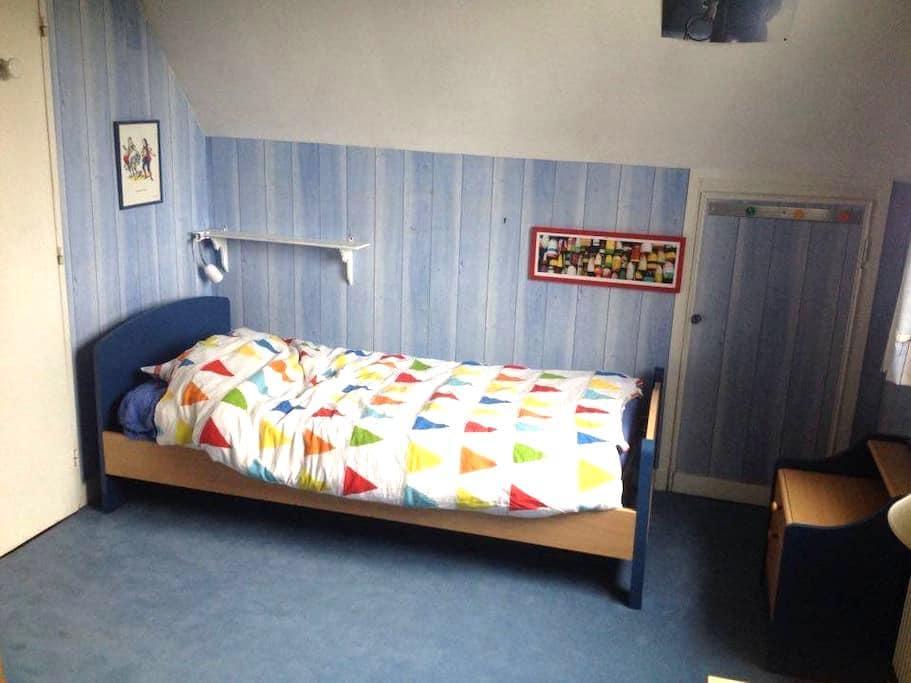 Chambre agréable proche gare - Gouvieux - Hus