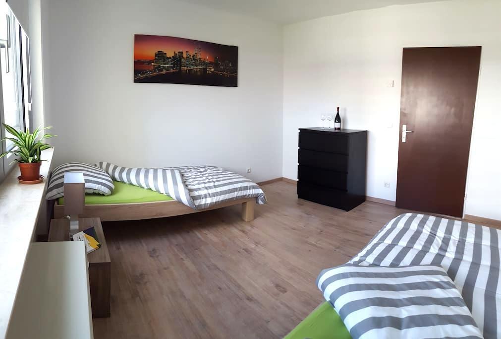 Munich Centrum, quiet room! 3min to Oktoberfest! - Munic - Pis