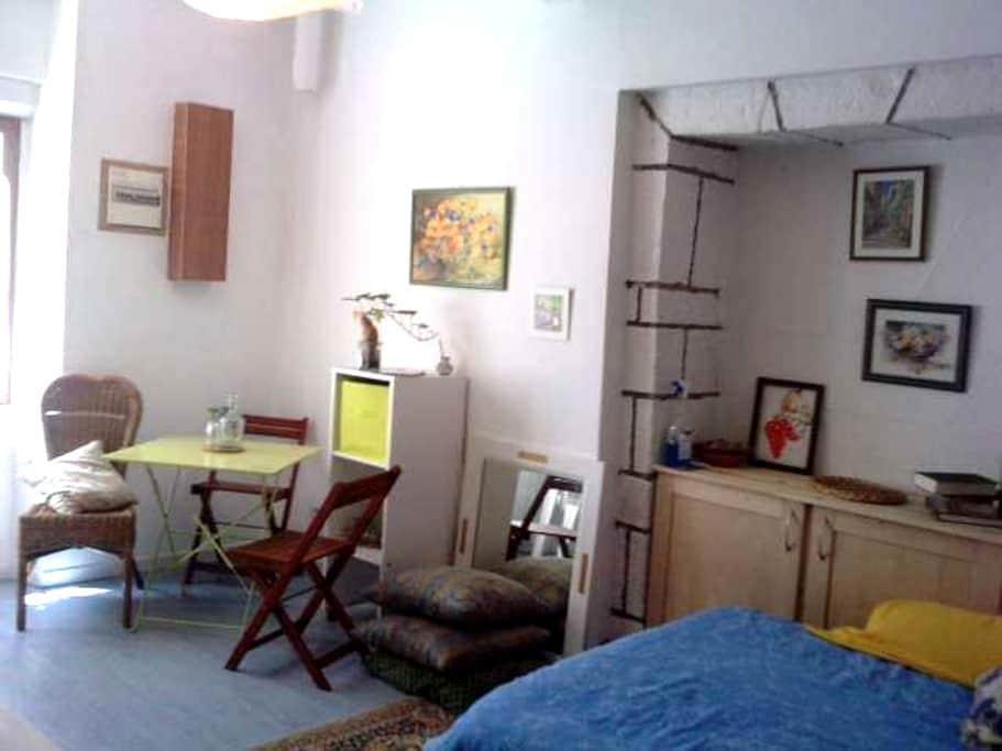 ZENetVIEILLES PIERREs T3 traversant - Agde - Apartment