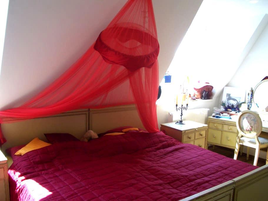 Zimmer in Traumwohnung für Tänzer - Munich