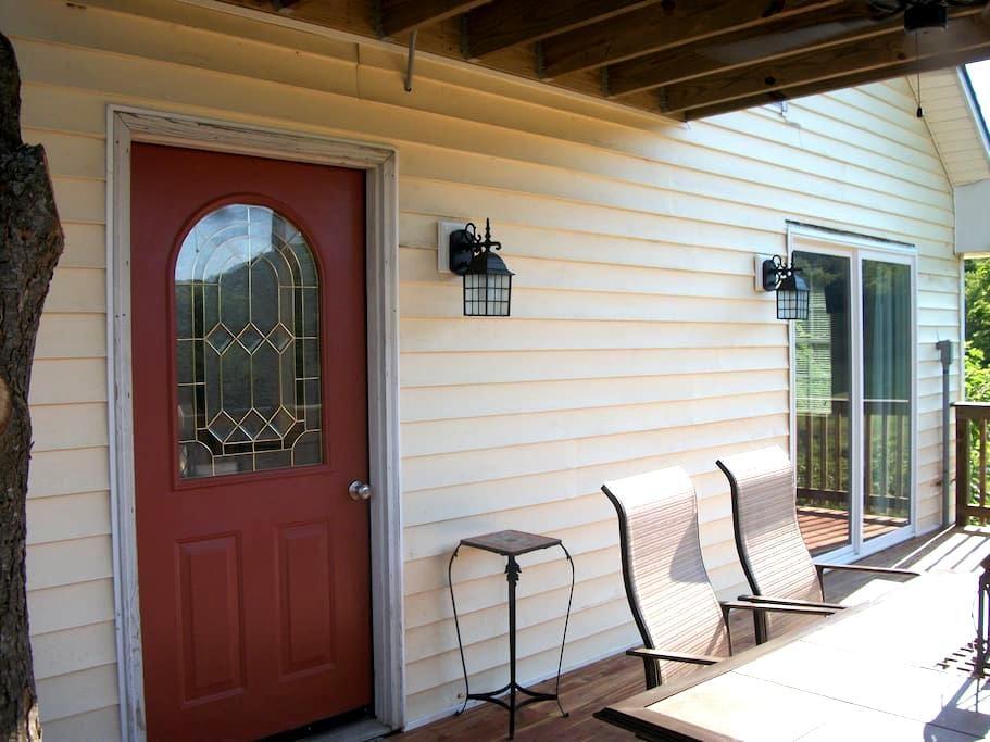 Cottage with Loft, Blacksburg, VA - Blacksburg - House