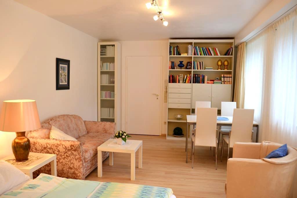 Modern Apartmentt nearby Munich Fair - Vaterstetten - Apartamento