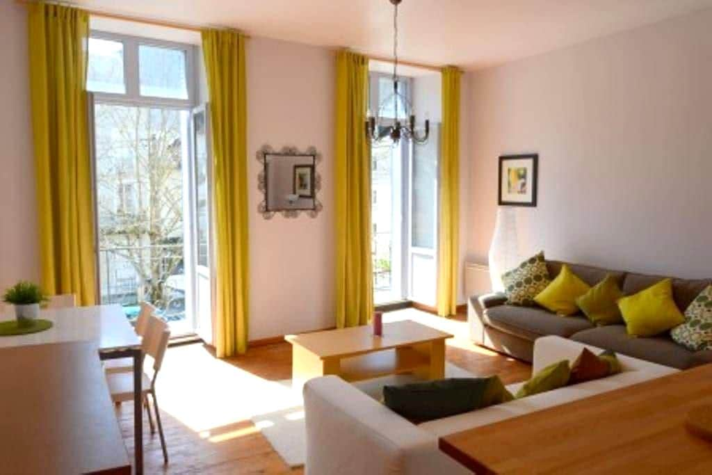 Cool apartment in Alpine town - Bagnères-de-Luchon - Appartement