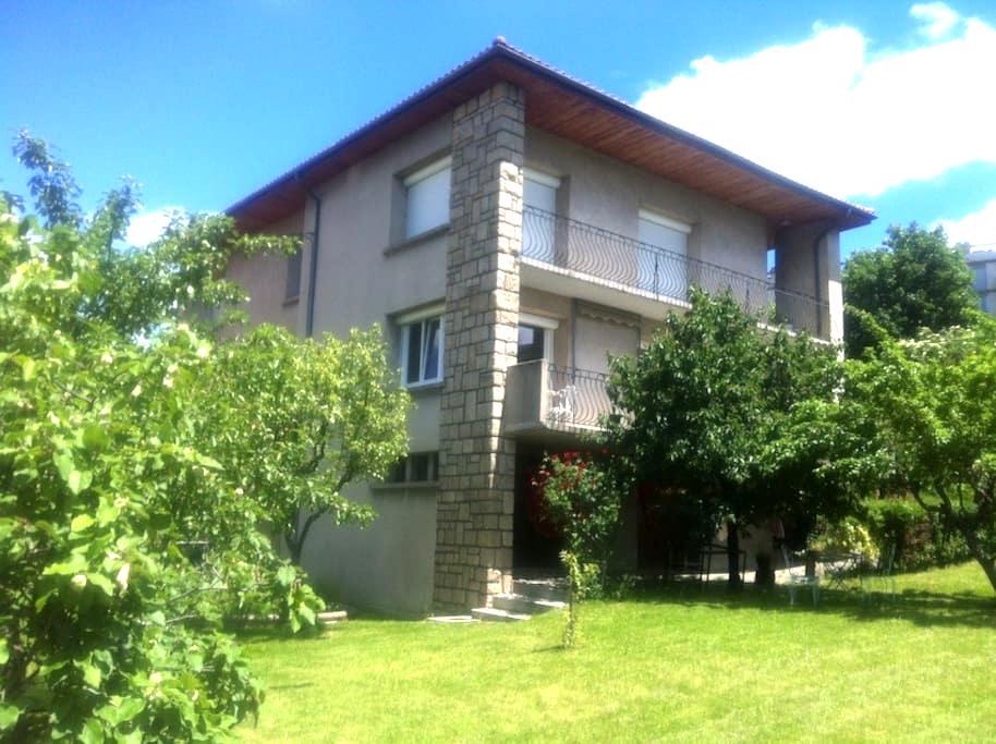 le clos du chèvrefeuille 3 étoiles  - Le Puy-en-Velay - Appartement