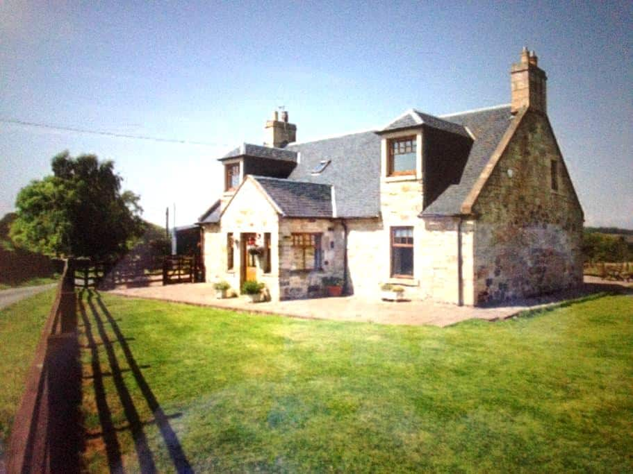 Beautiful spacious country house - Linlithgow - House