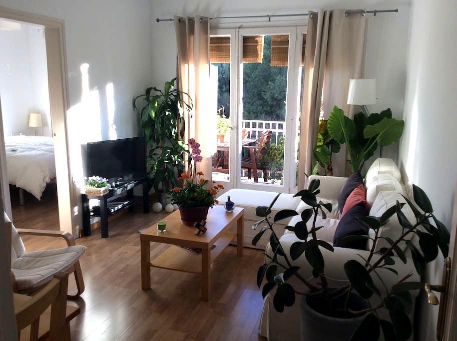 Single room next to the Ramblas - Barcelona