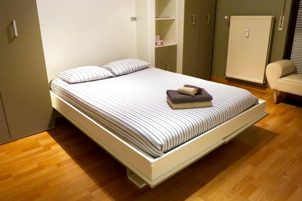 Private room 9 min far from Luxembourg city - Berchem