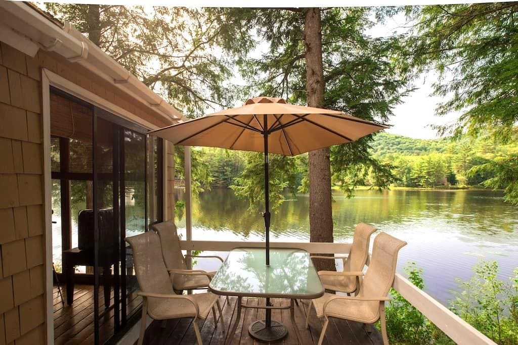 Beautiful Serene Lake/Ski House - Grafton - House