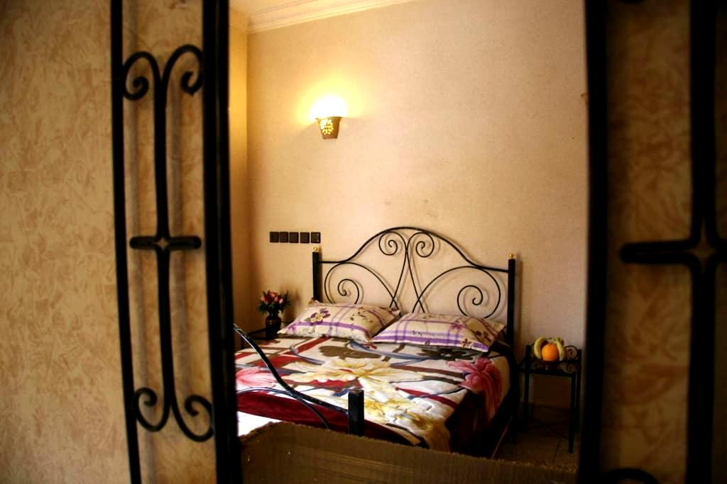 Chambre double - Ouarzazate - Bed & Breakfast