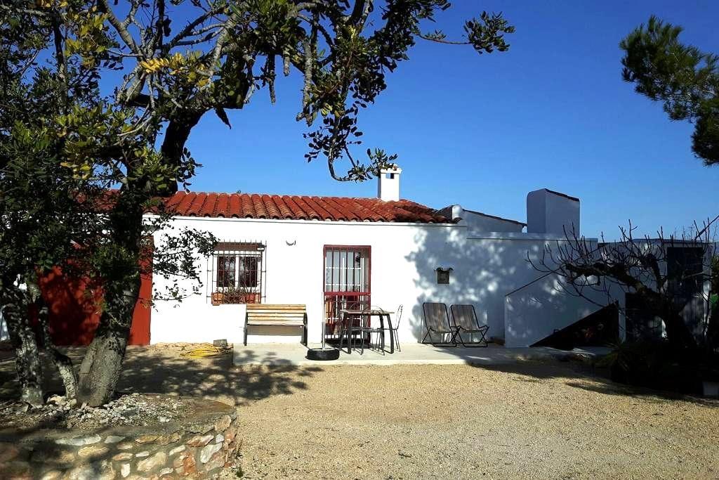 Casa Lucido Vista del mar - L'Ametlla de Mar, Catalunya, ES