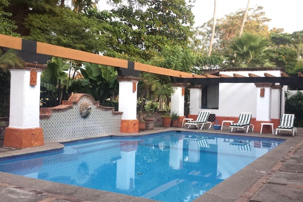 Quinta del Sol suite #9 - Marina Vallarta - Puerto Vallarta - Rumah Tamu